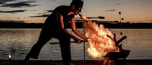 El Fuego de Belenos, de Le Petit Chapiteau - Circarte 2017
